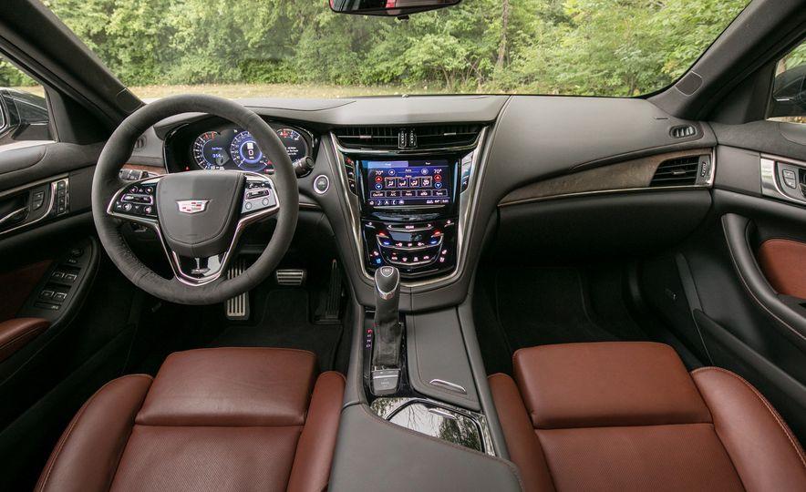 2017 Cadillac CTS - Slide 39