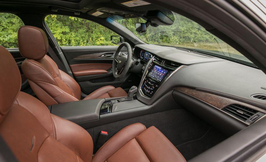 2017 Cadillac CTS - Slide 40