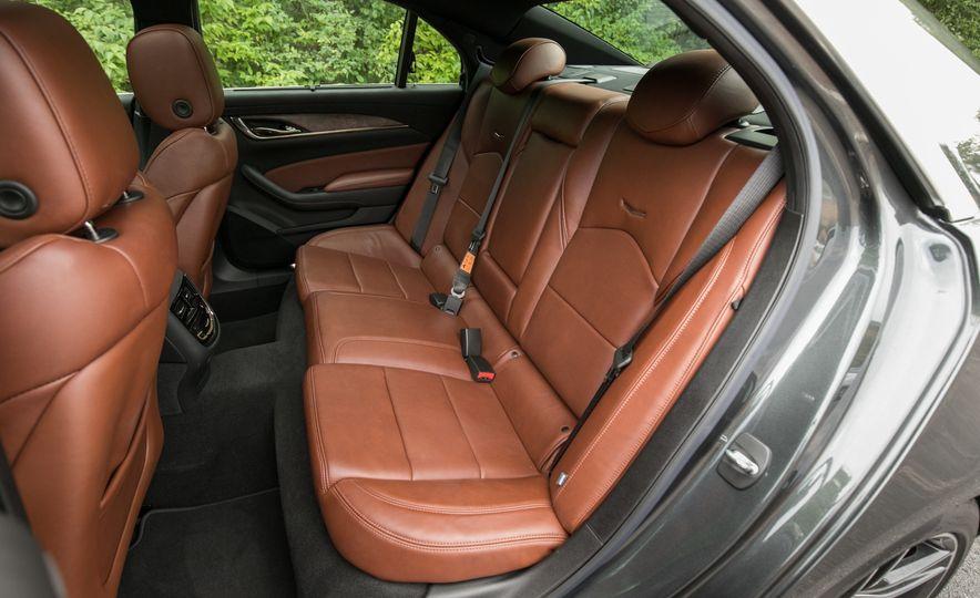 2017 Cadillac CTS - Slide 44