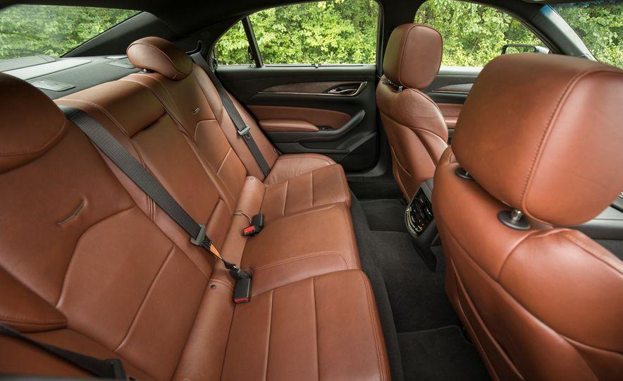 2017 Cadillac CTS - Slide 45