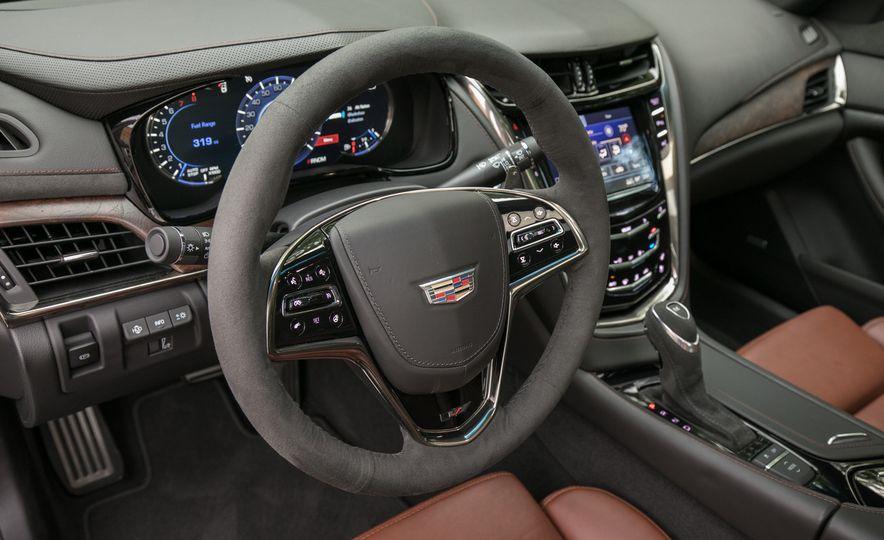 2017 Cadillac CTS - Slide 46