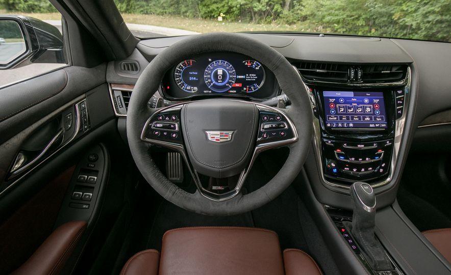2017 Cadillac CTS - Slide 47