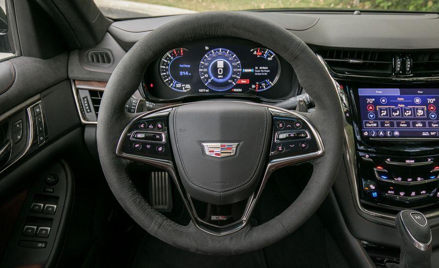 2017 Cadillac CTS - Slide 48