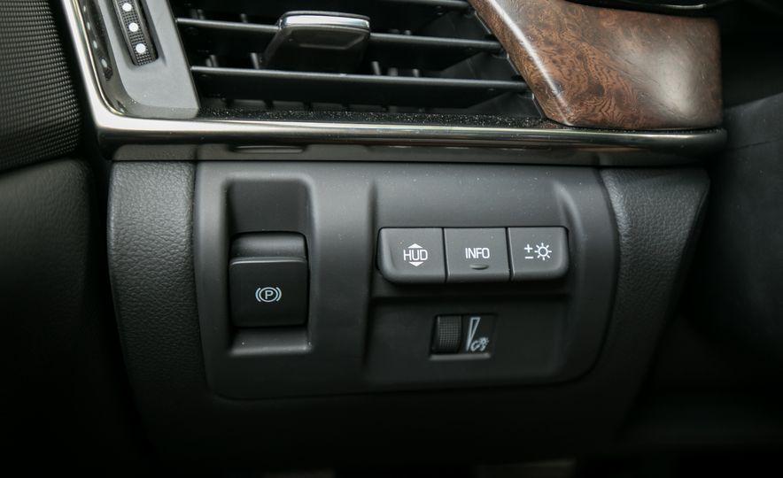 2017 Cadillac CTS - Slide 49