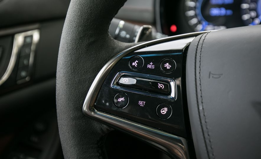 2017 Cadillac CTS - Slide 55