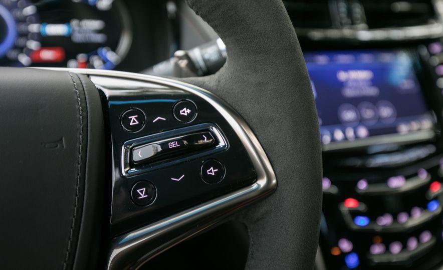2017 Cadillac CTS - Slide 56
