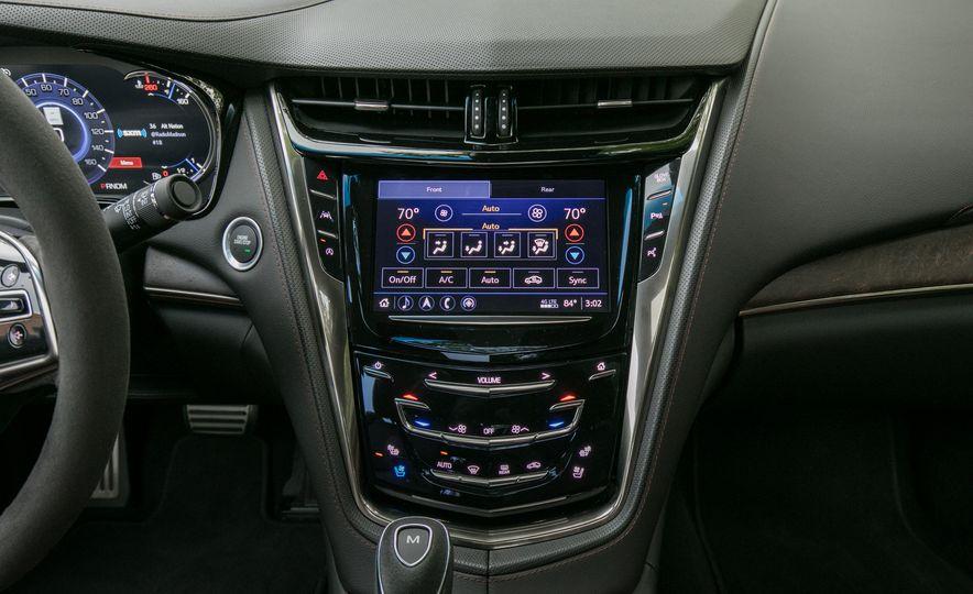 2017 Cadillac CTS - Slide 60