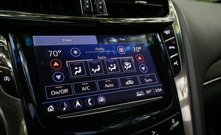2017 Cadillac CTS - Slide 63
