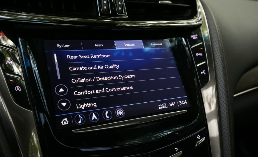 2017 Cadillac CTS - Slide 64