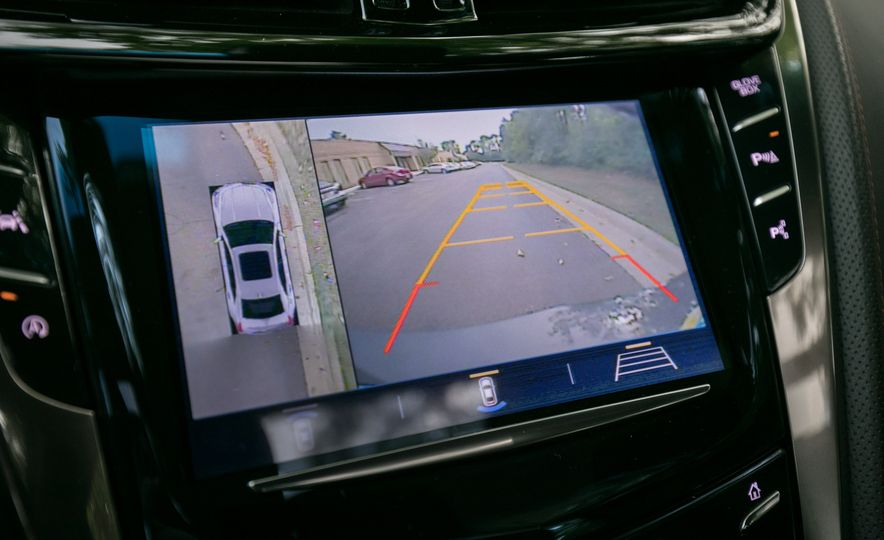 2017 Cadillac CTS - Slide 66