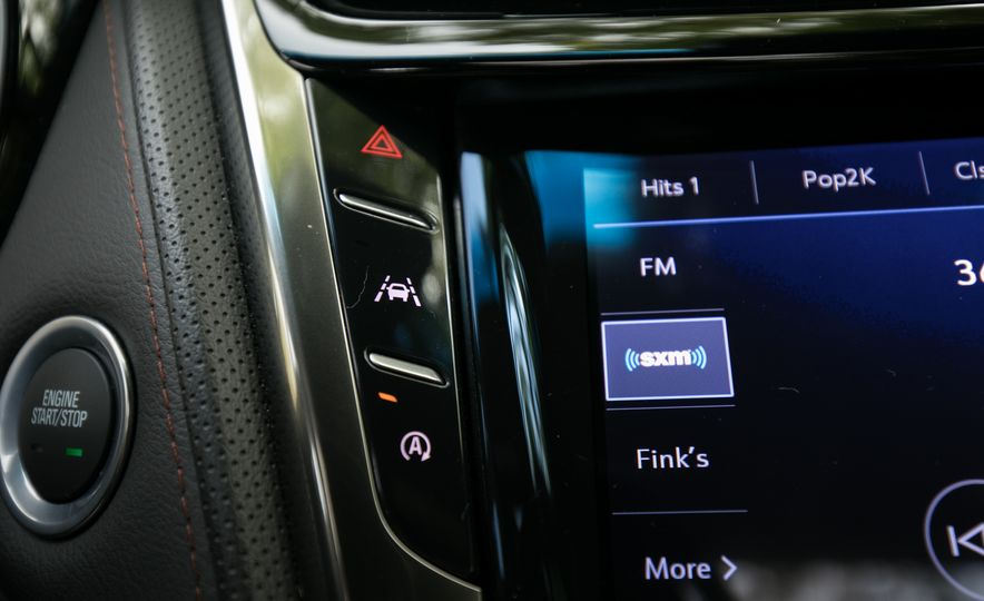 2017 Cadillac CTS - Slide 67
