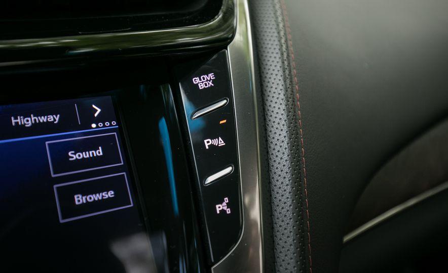 2017 Cadillac CTS - Slide 68