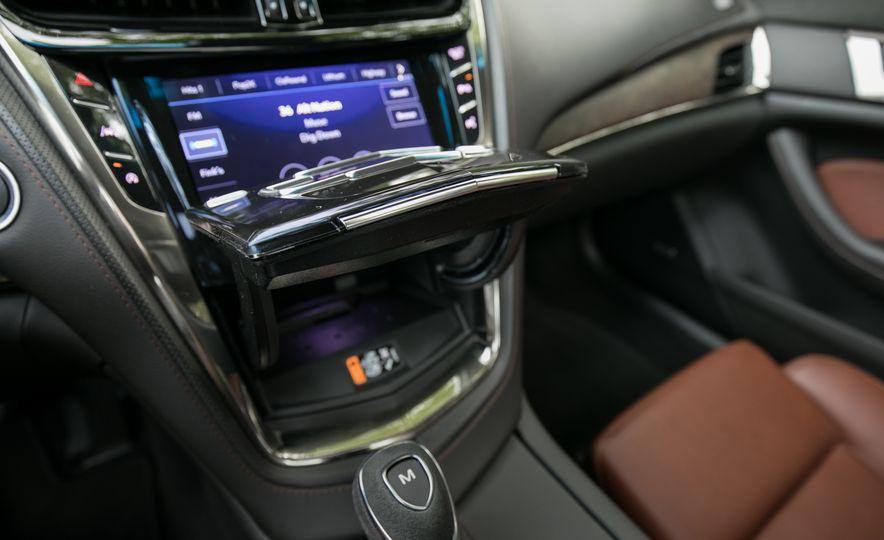 2017 Cadillac CTS - Slide 70