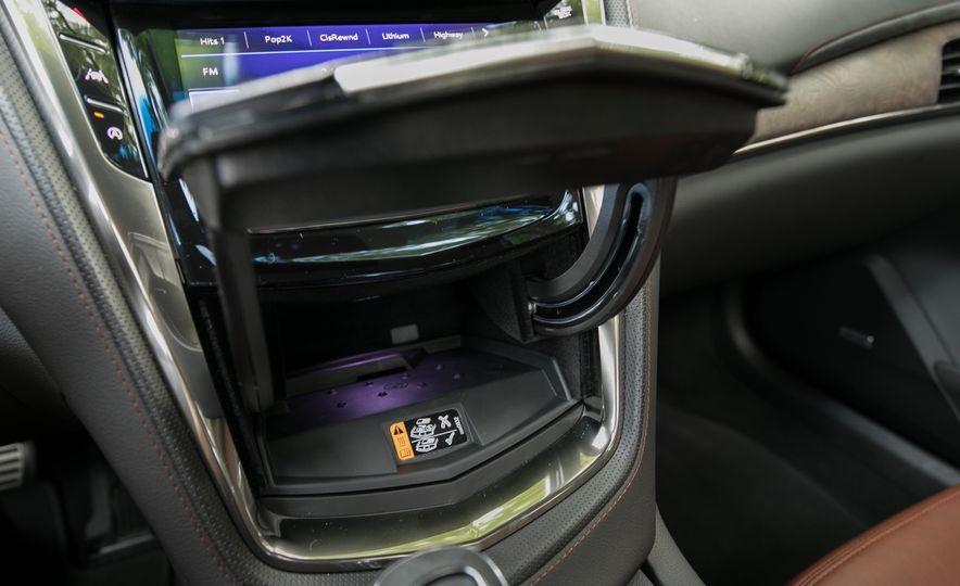 2017 Cadillac CTS - Slide 71