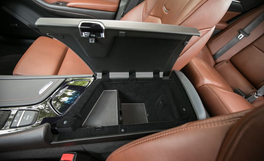 2017 Cadillac CTS - Slide 76