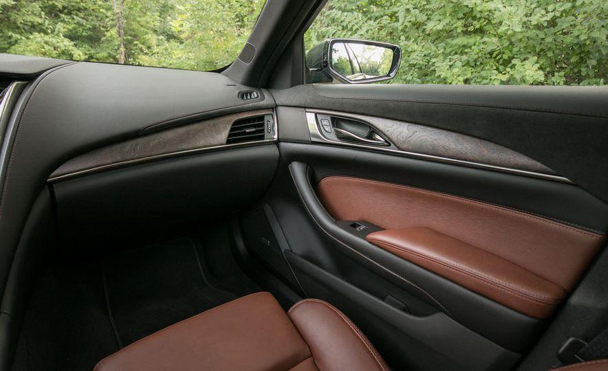 2017 Cadillac CTS - Slide 77