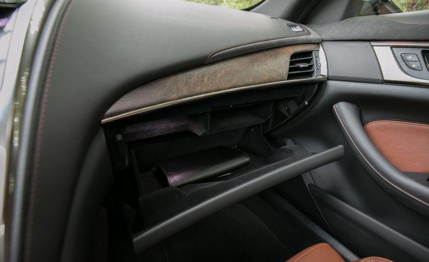 2017 Cadillac CTS - Slide 78