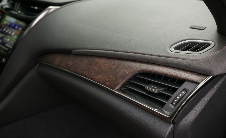 2017 Cadillac CTS - Slide 79