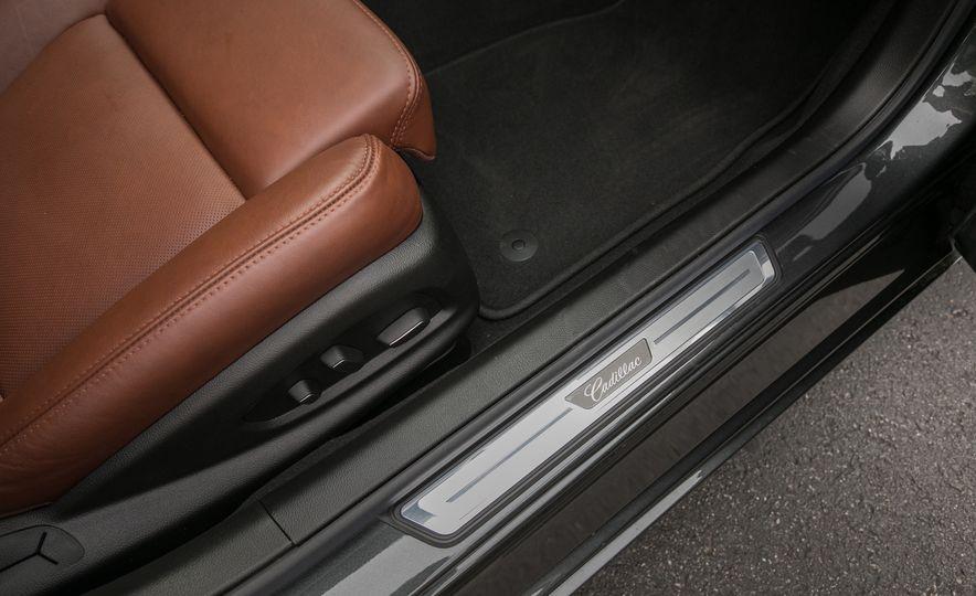2017 Cadillac CTS - Slide 80