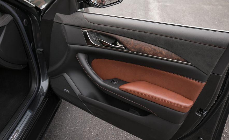 2017 Cadillac CTS - Slide 81