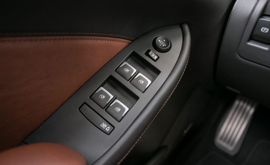 2017 Cadillac CTS - Slide 84
