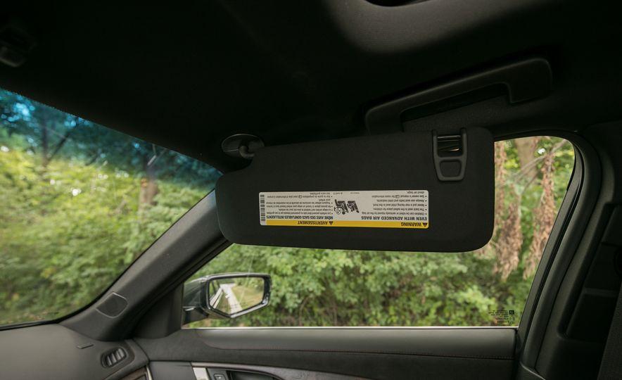 2017 Cadillac CTS - Slide 91