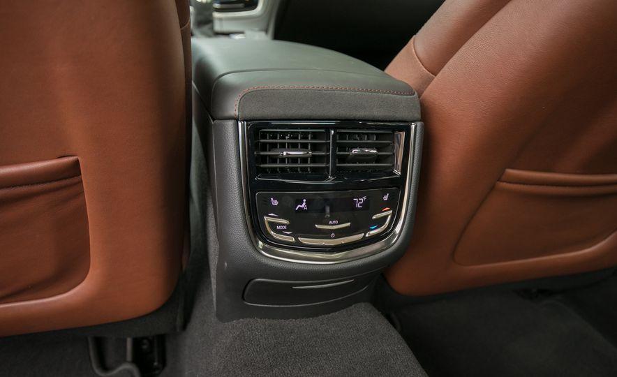 2017 Cadillac CTS - Slide 95