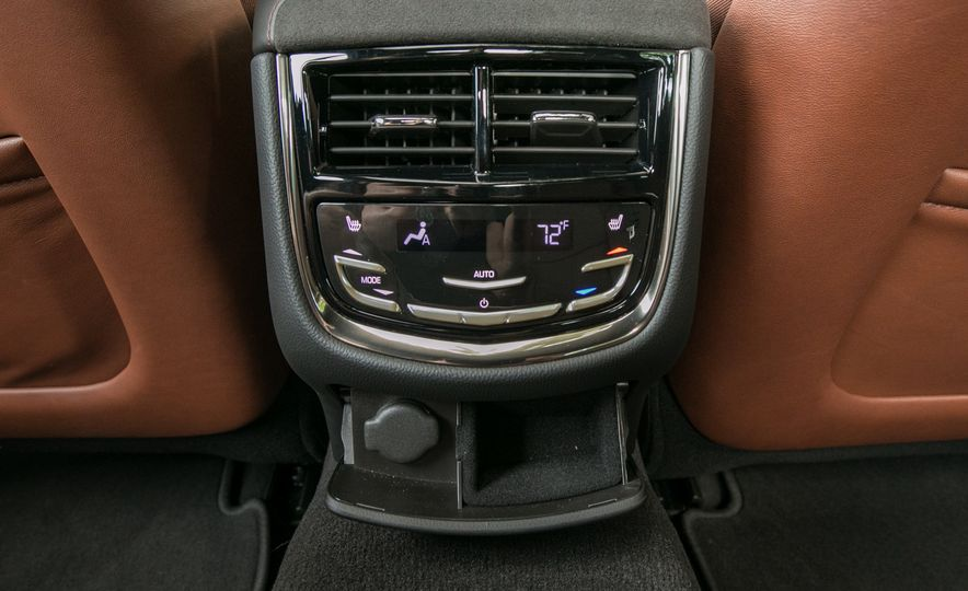 2017 Cadillac CTS - Slide 96