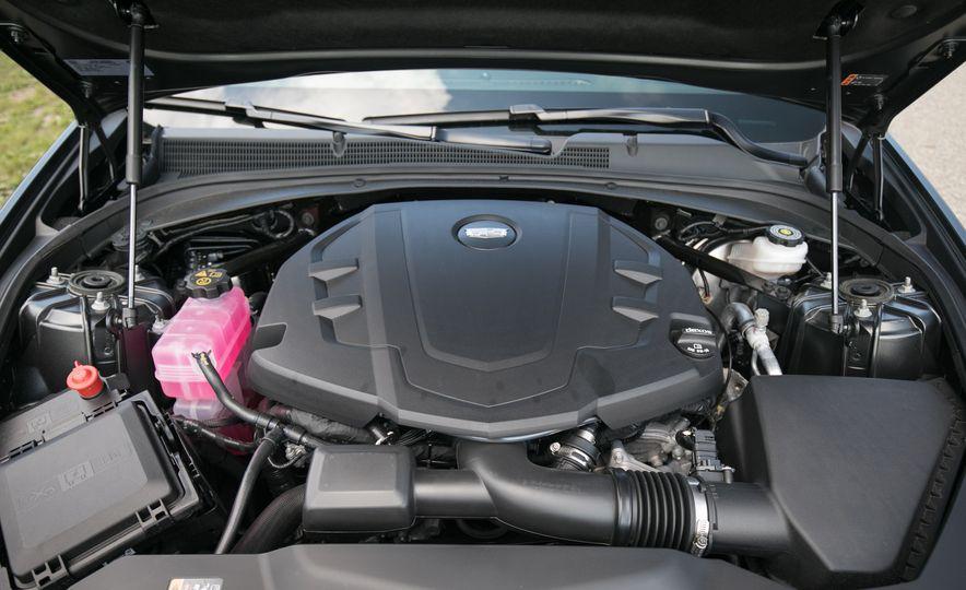 2017 Cadillac CTS - Slide 105