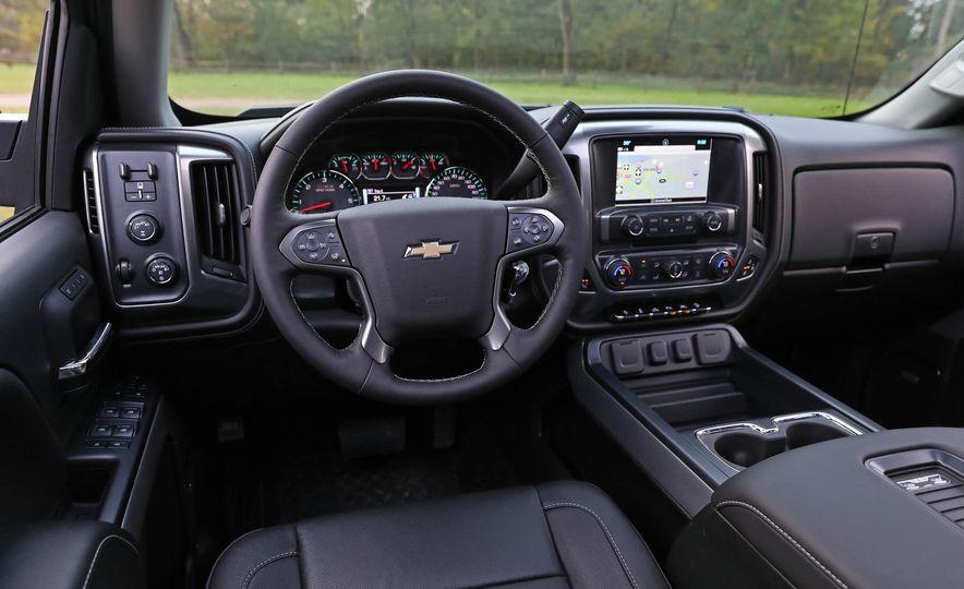 2017 Chevrolet Silverado 1500 - Slide 27