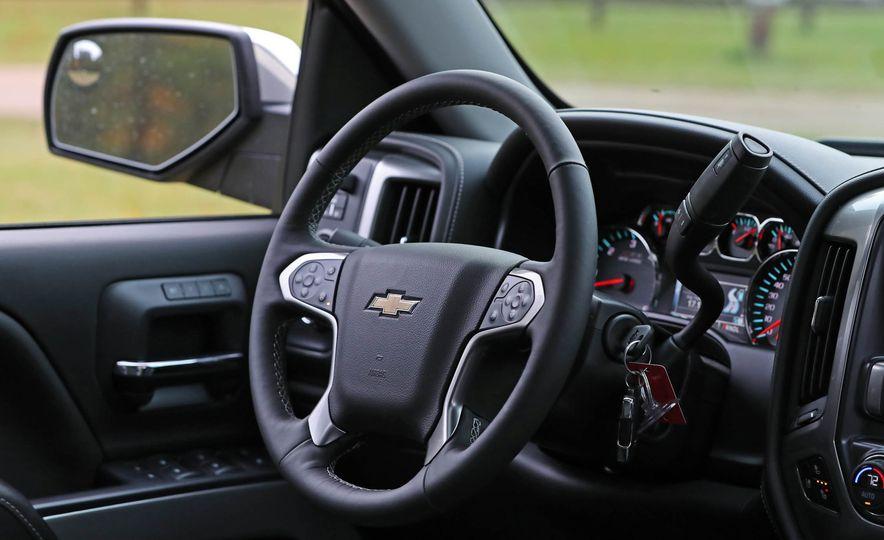 2017 Chevrolet Silverado 1500 - Slide 31