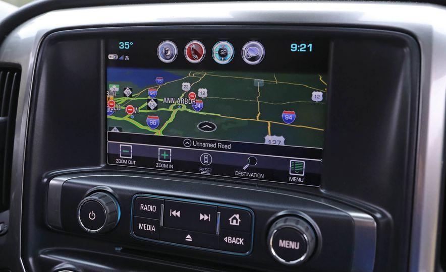 2017 Chevrolet Silverado 1500 - Slide 42