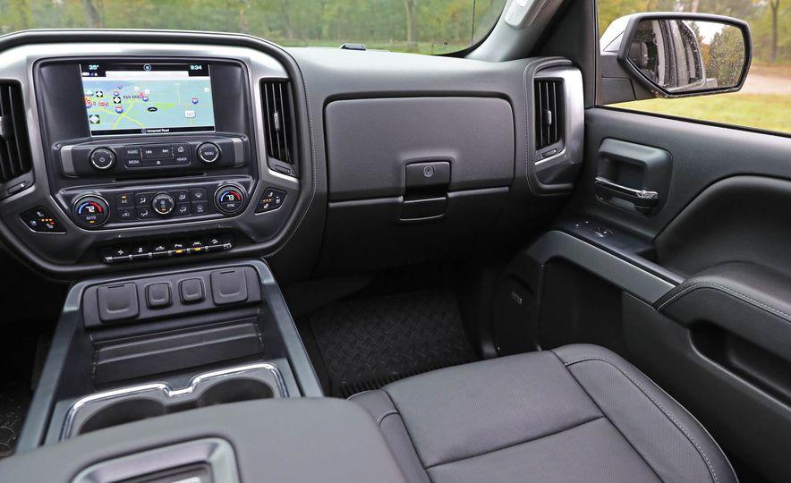 2017 Chevrolet Silverado 1500 - Slide 54