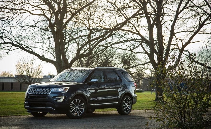 2018 Ford Explorer - Slide 7