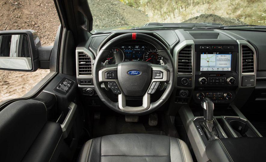 2017 Ford F-150 Raptor - Slide 56