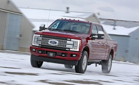 Ford Faces $4.2 Billion Lawsuit for Allegedly Dirty F-series Super Duty Diesel