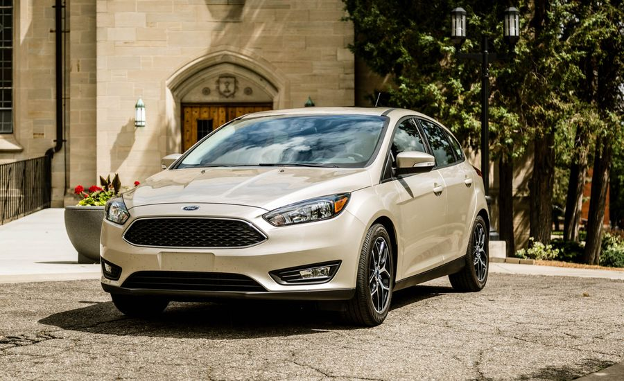 Ford Recalling Nearly 1.5 Million Focus Cars over Stalling Issue