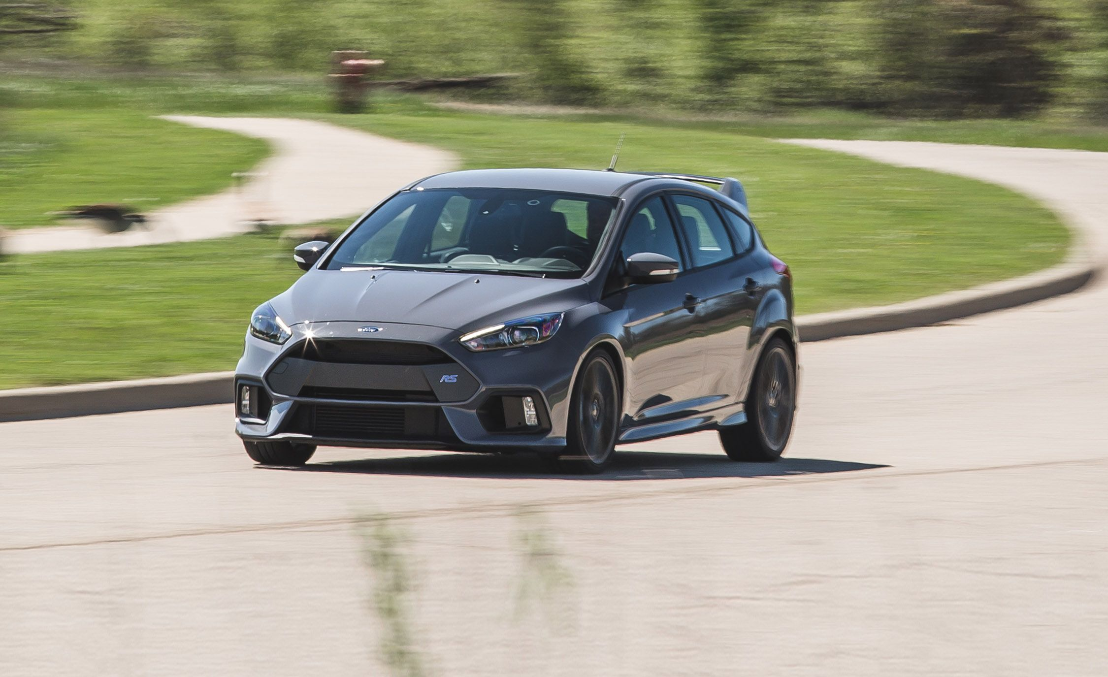 Ford Focus Rs Reviews Price Photos And Specs Car 2014 Suspension 2018