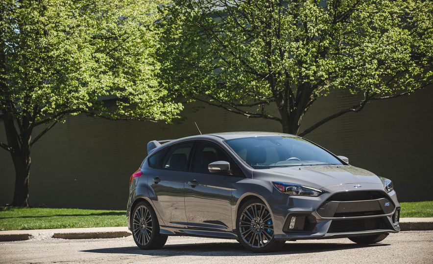 Ford Focus RS Heritage Edition - Slide 8