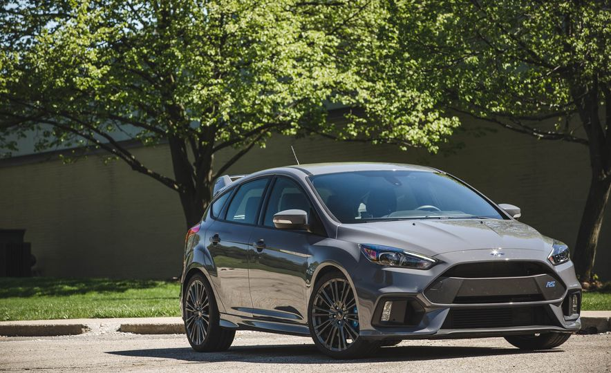 Ford Focus RS Heritage Edition - Slide 9