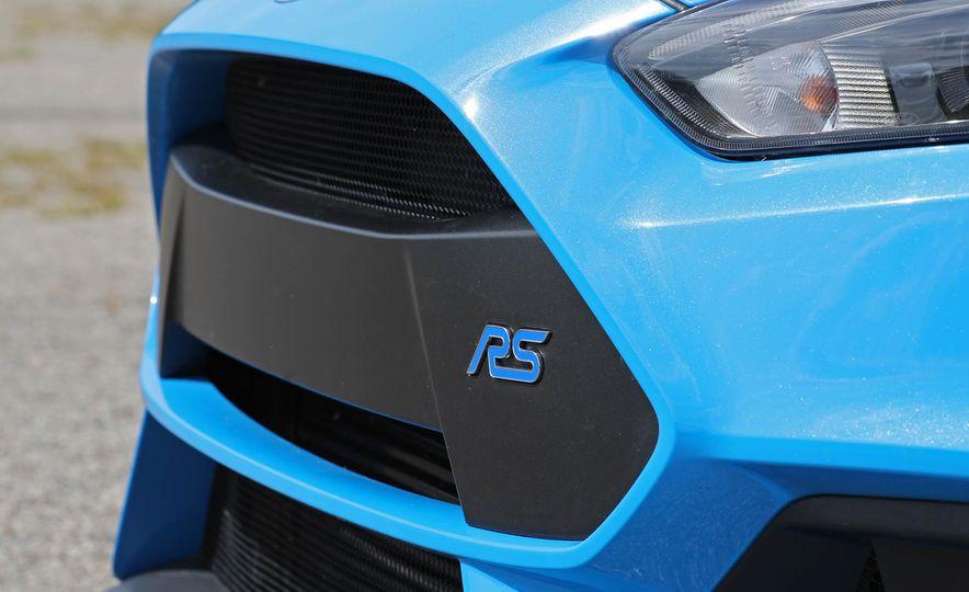 2017 Ford Focus RS - Slide 45