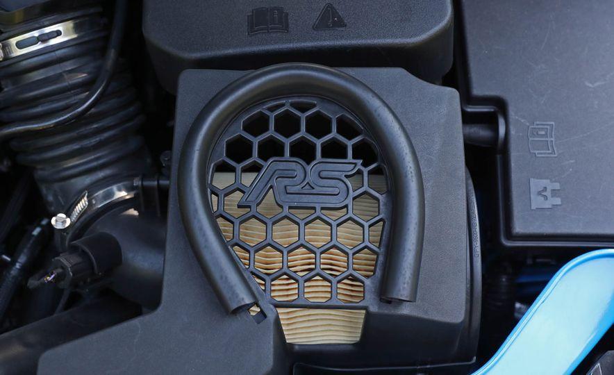 2017 Ford Focus RS - Slide 83