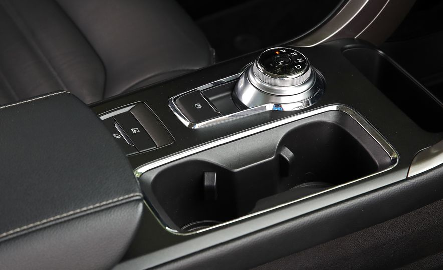 2017 Ford Fusion Hybrid - Slide 45