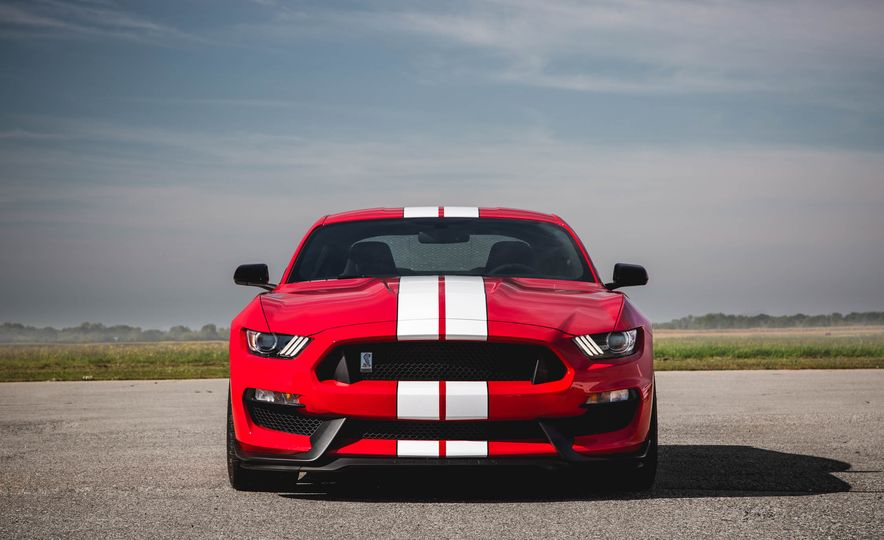 2017 Ford Mustang Shelby GT350 - Slide 40