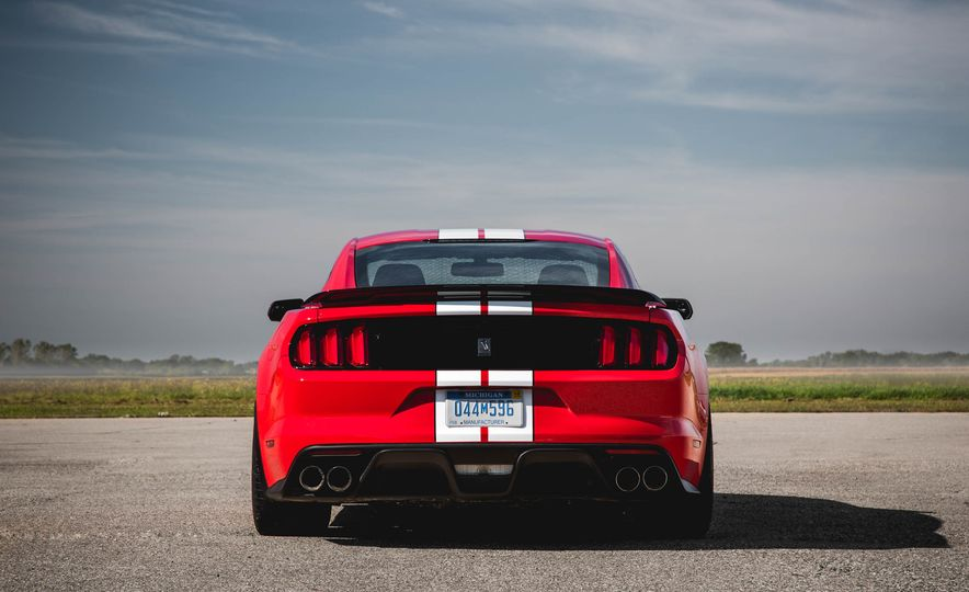 2017 Ford Mustang Shelby GT350 - Slide 41