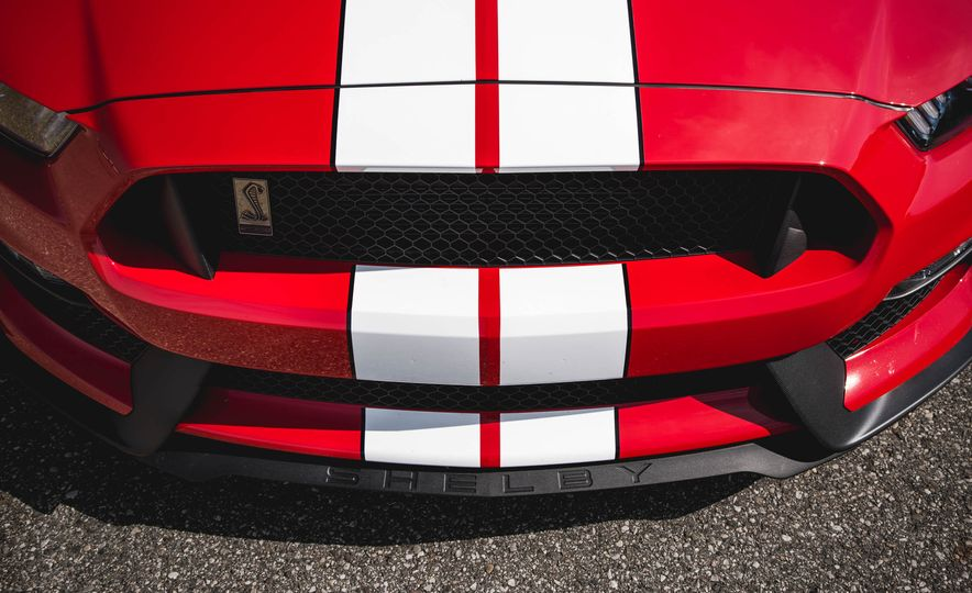 2017 Ford Mustang Shelby GT350 - Slide 42