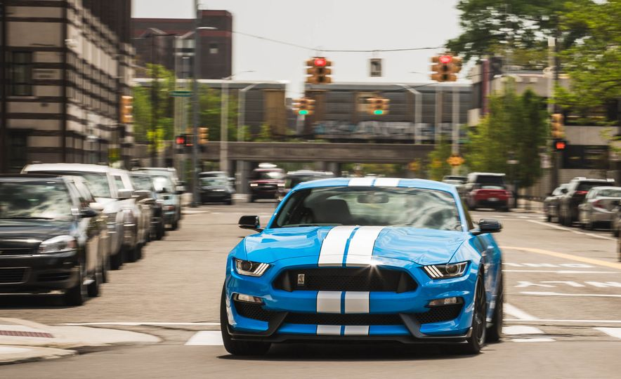 2017 Ford Mustang Shelby GT350 - Slide 53