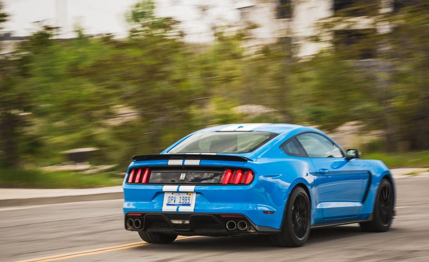 2017 Ford Mustang Shelby GT350 - Slide 63