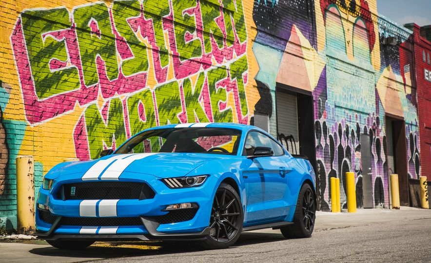 2017 Ford Mustang Shelby GT350 - Slide 65