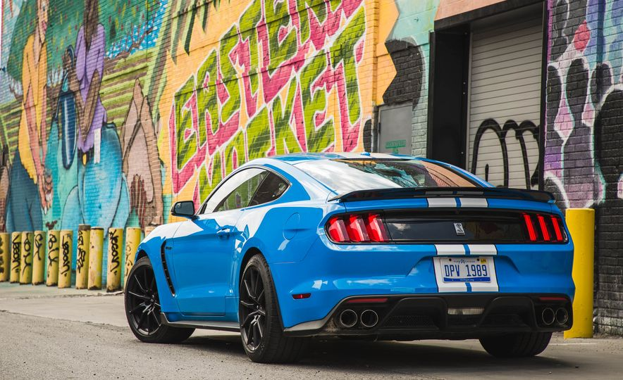 2017 Ford Mustang Shelby GT350 - Slide 70
